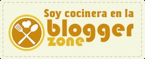Yo cocino para la Bloggerzone de Naturarla :D
