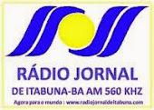 Rádio Jornal de Itabuna 560 KHZ