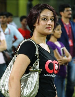 Sonia Agarwal Hot photo at CCL