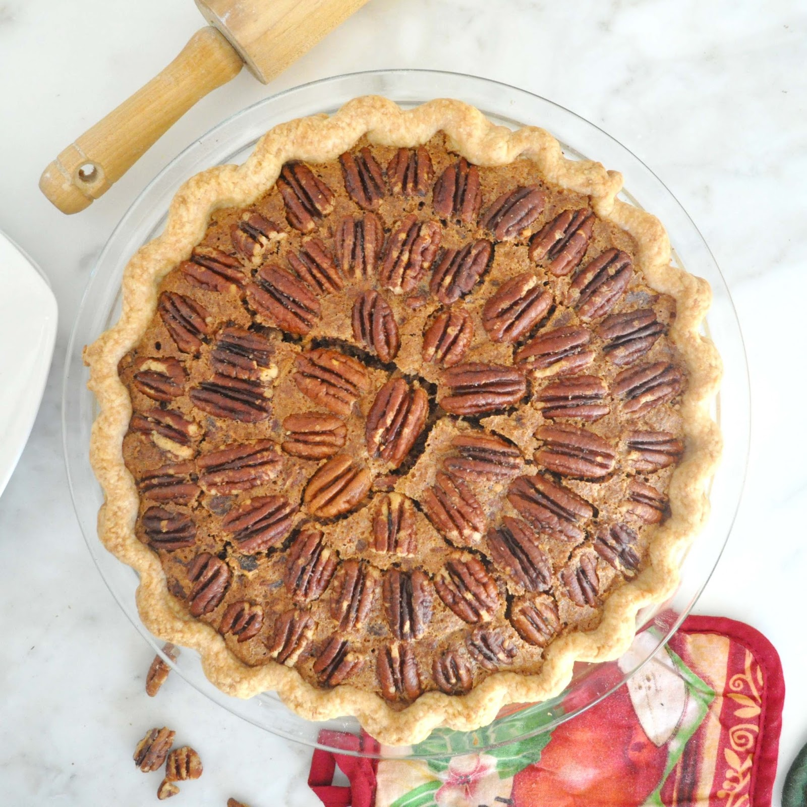 Cooking with manuela made from scratch traditional pecan pie forumfinder Choice Image