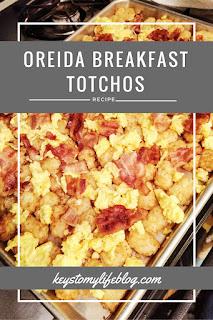 OreIda Breakfast Totchos | Keys to My Life
