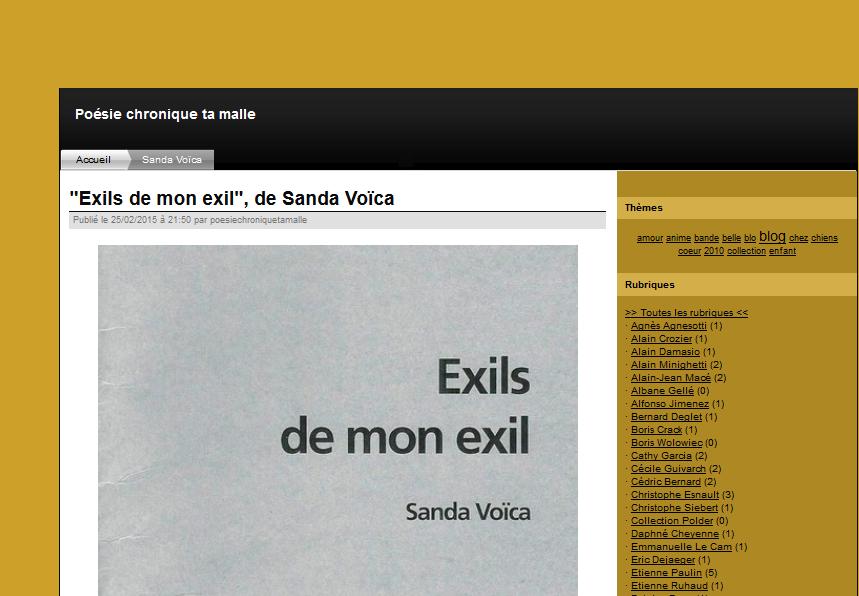http://poesiechroniquetamalle.centerblog.net/rub-sanda-voica-.html