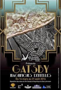 Gatsby, magnifiques dentelles