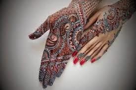 Modern Arabic Mehndi Designs 2014 : Mehndi designs pattern collection 2014 beauty makeup tips jigartv