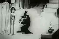 """Tom & Jerry - Magic Mummy"" (1933)"