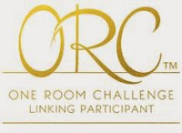 One Room Challenge Linking Participant Gold Badge