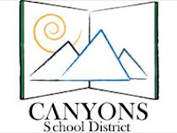 Logo for Canyons School District, Sandy, Utah