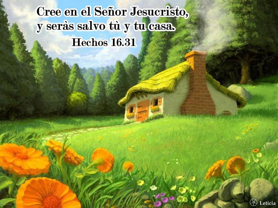 Paisajes Cristianos Con Mensajes Biblicos