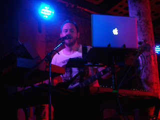 22.07.2012 Glasgow - Stereo: Chvrches