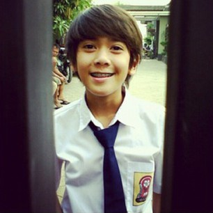 Cherlie Andriani: Fact Coboy Junior - Iqbaal