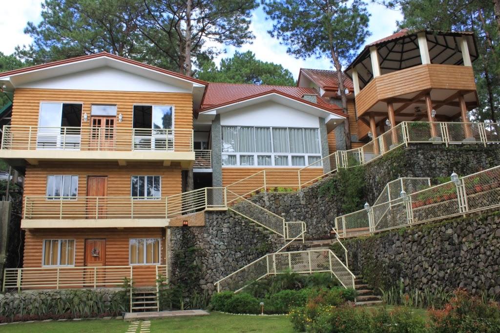 Emily's Garden Suites back facade