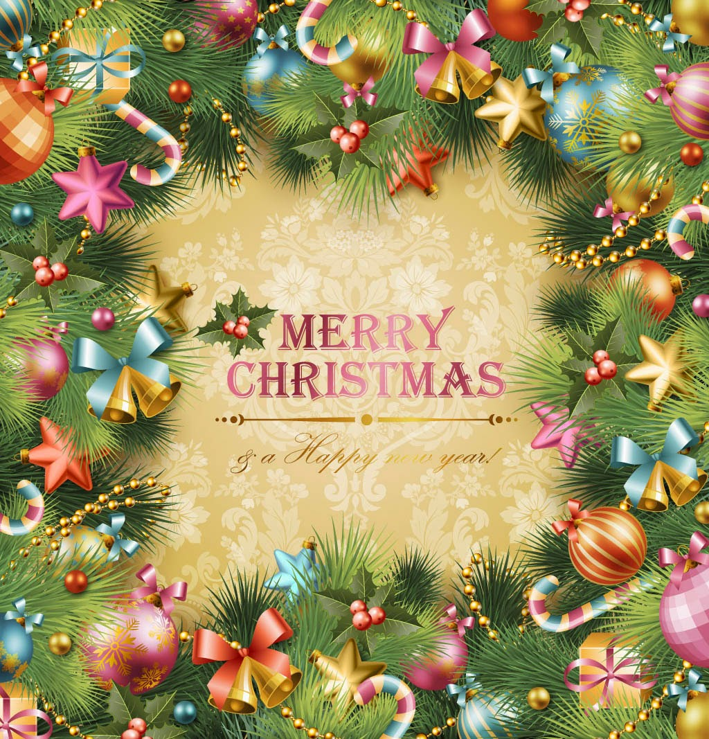 FRAMES GALLERY: Christmas Photo Frames 7