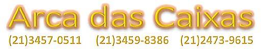 ARCA das CAIXAS | Caixa de papelão | Papelão Ondulado Melhor Preço!