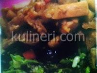 Resep Ayam Bayam Saus Kurma Untuk Menu Buka Puasa Sahur dan Lebaran