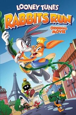 Capa Looney Tunes Fuga dos Coelhos