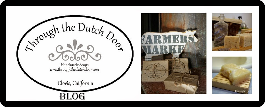 Through the Dutch Door Blog