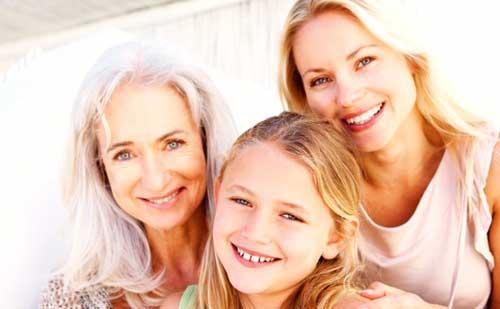 cuidados piel edad mujeres