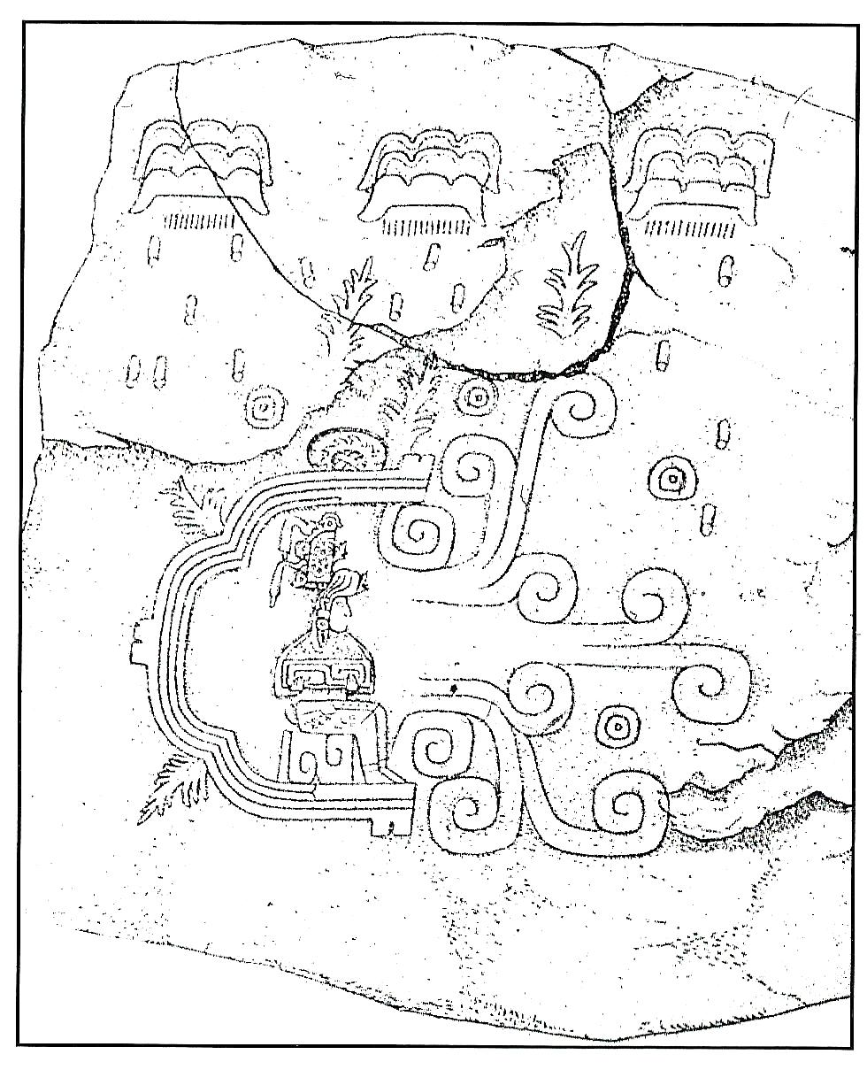 Rock art blog wind symbols in rock art of chaco canyon wind from a cave chalcatzingo buycottarizona