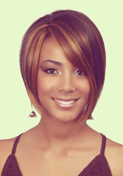 The Astounding Short Hairstyles For African American Women Images