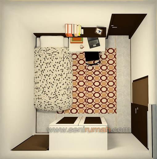 rumah kost 2 lantai modern minimalis di depok seni rumah