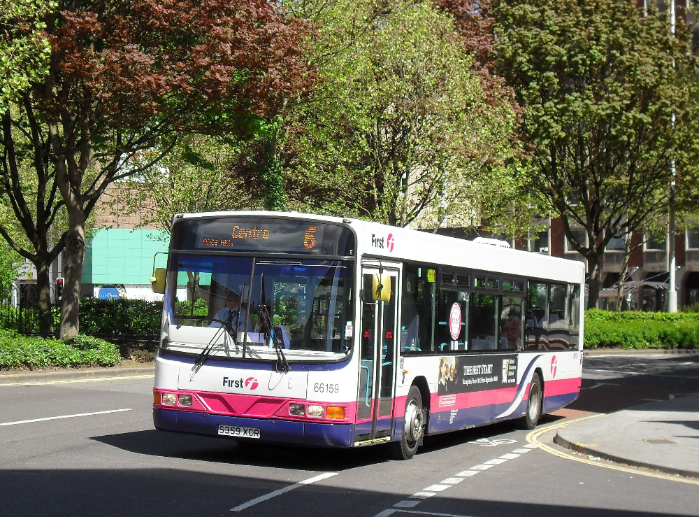 Southern England Bus Scene October 2011