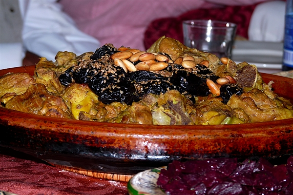 blog cuisine marocaine