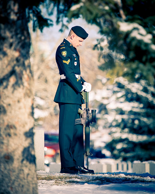 Remembrance Day Portraits