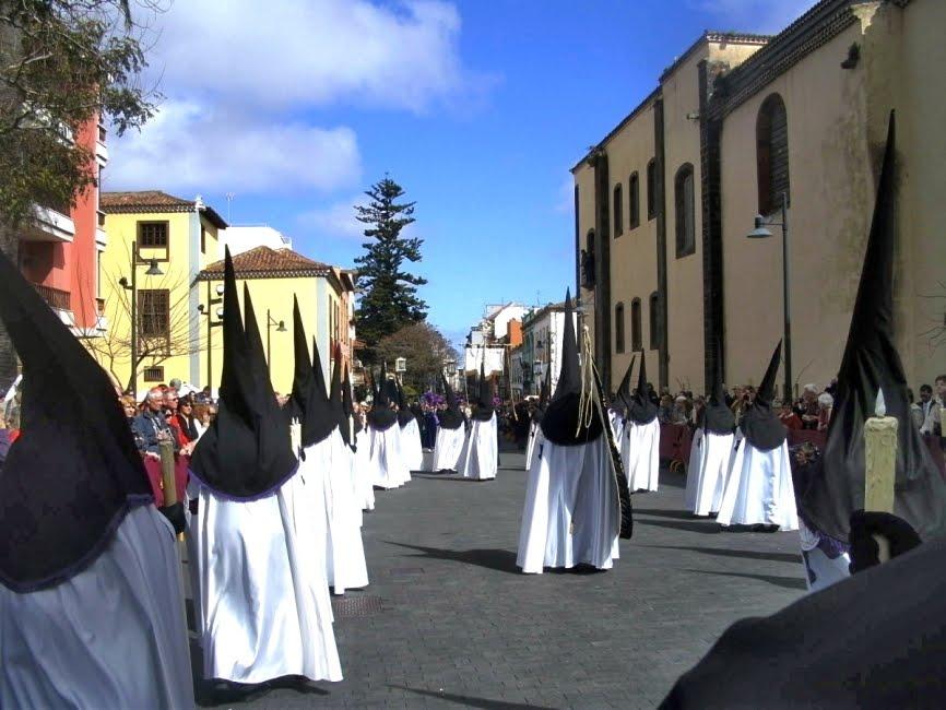 La Laguna, preparada para celebrar los principales actos de Semana Santa