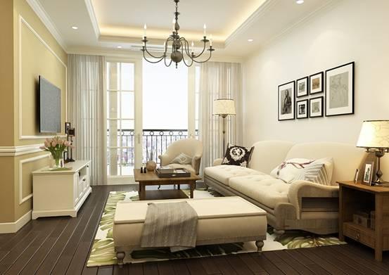 hướng đón khí tốt của căn hộ chung cư