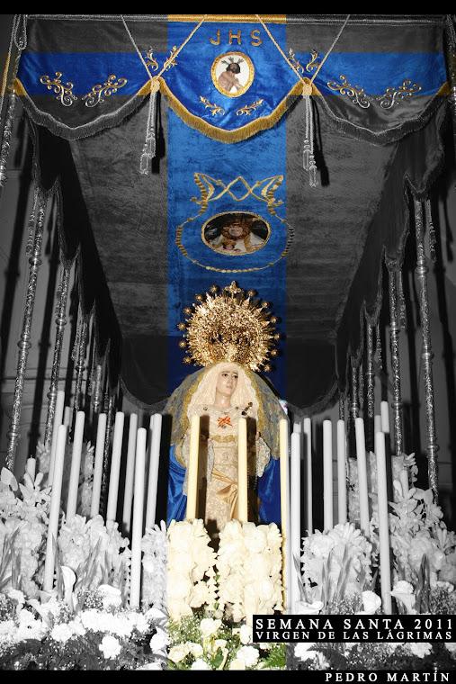 SEMANA SANTA 2011 - VIRGEN DE LAS LÁGRIMAS MARTES SANTO