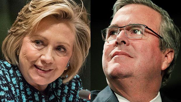 Hillary Clinton rebate Jeb Bush sobre Iraque - News Of The World