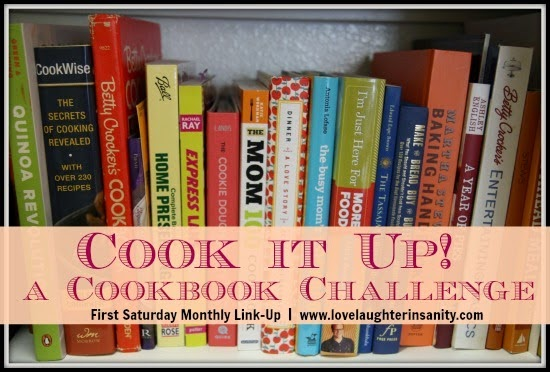 Cook It Up! Cookbook Challenge