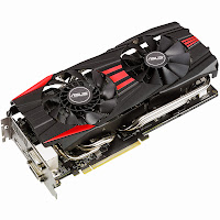 Placa video Asus AMD Radeon R9 290X OC DirectCU II, 4096MB, GDDR5, 512bit