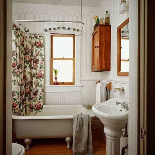 DESIGN IDEAS SMALL BATHROOM