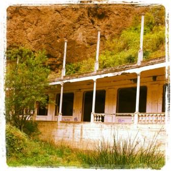 Antiguo Balneario de Firgas, Gran Canaria