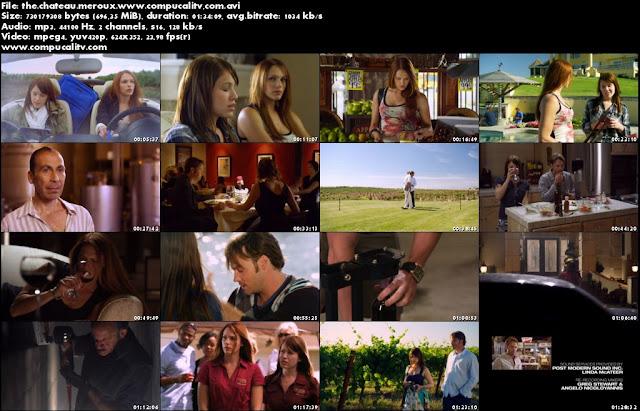 The Chateau Meroux DVDRip Español Latino Película