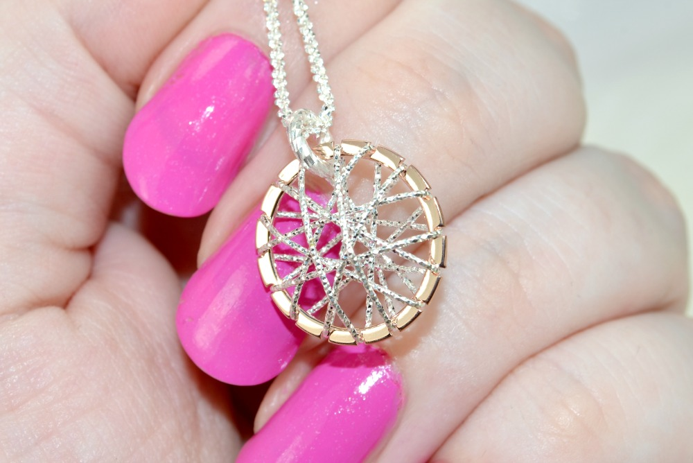 Dream Catcher Necklace Meaning Links of London Dream Catcher Rose Gold Pendant Mother's Day 37