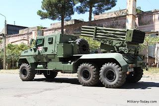 РСЗО GG-122