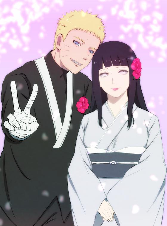 Gambar Naruto Hinata Romantis