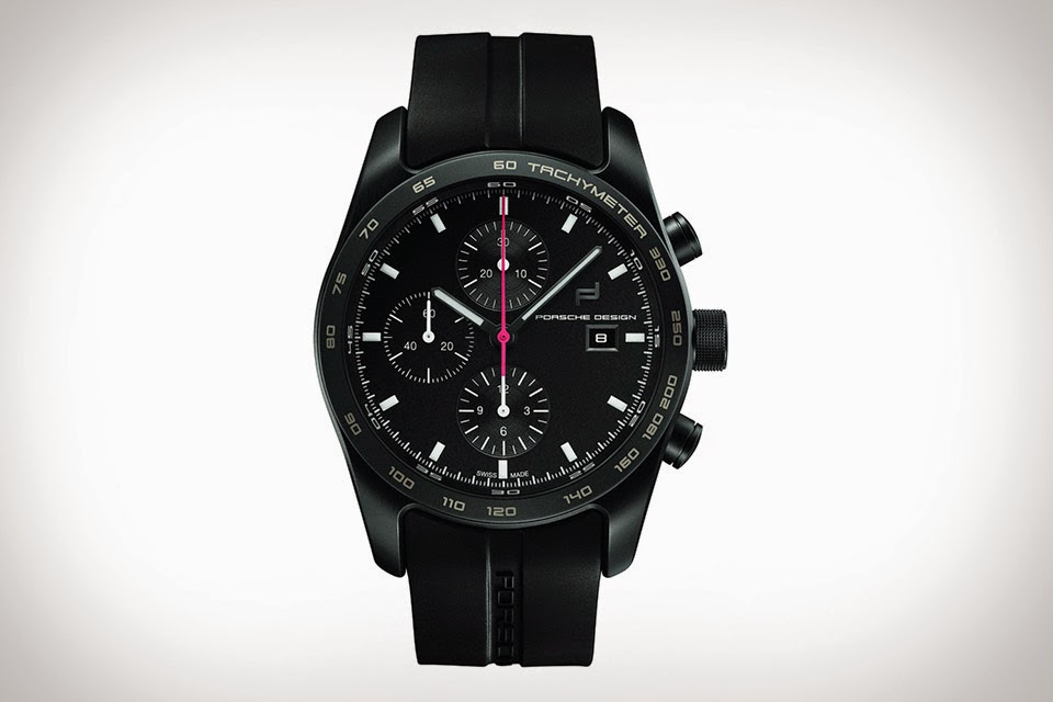 Porsche Design Timepiece No. 1 Watch