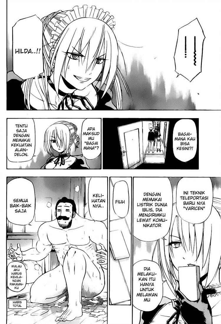 read manga beelzebub 104 online