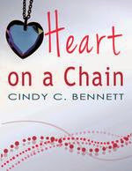 Heart on a chain - Cindy C Bennet