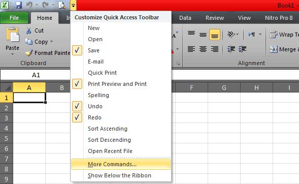 Cara Menambahkan Kalkulator Pada Menu Microsoft Excel