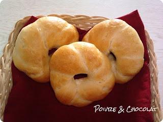 pains à la semoule
