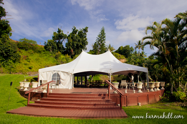 Maui wedding venue spotlight the spirit of aloha for Maui wedding locations