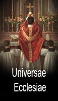 Universae Ecclesiae