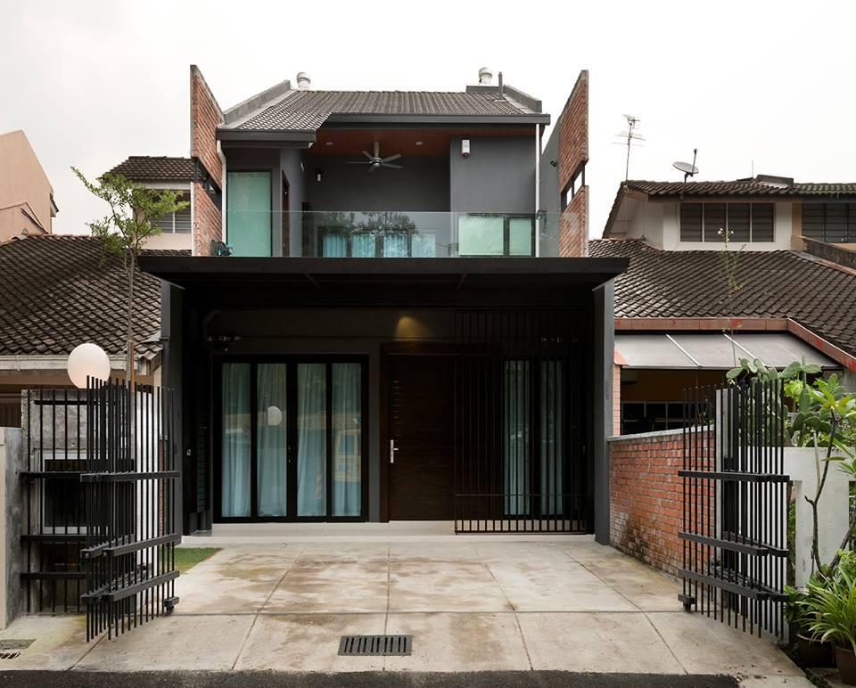 Transformasi Rumah Lama di TTDI Kepada Sebuah Rumah Dengan Rekabentuk Moden dan Unik & Transformasi Rumah Lama di TTDI Kepada Sebuah Rumah Dengan ...
