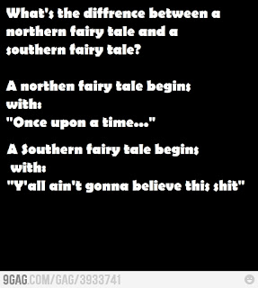 difference between northern fairy tale and southern fairy tale
