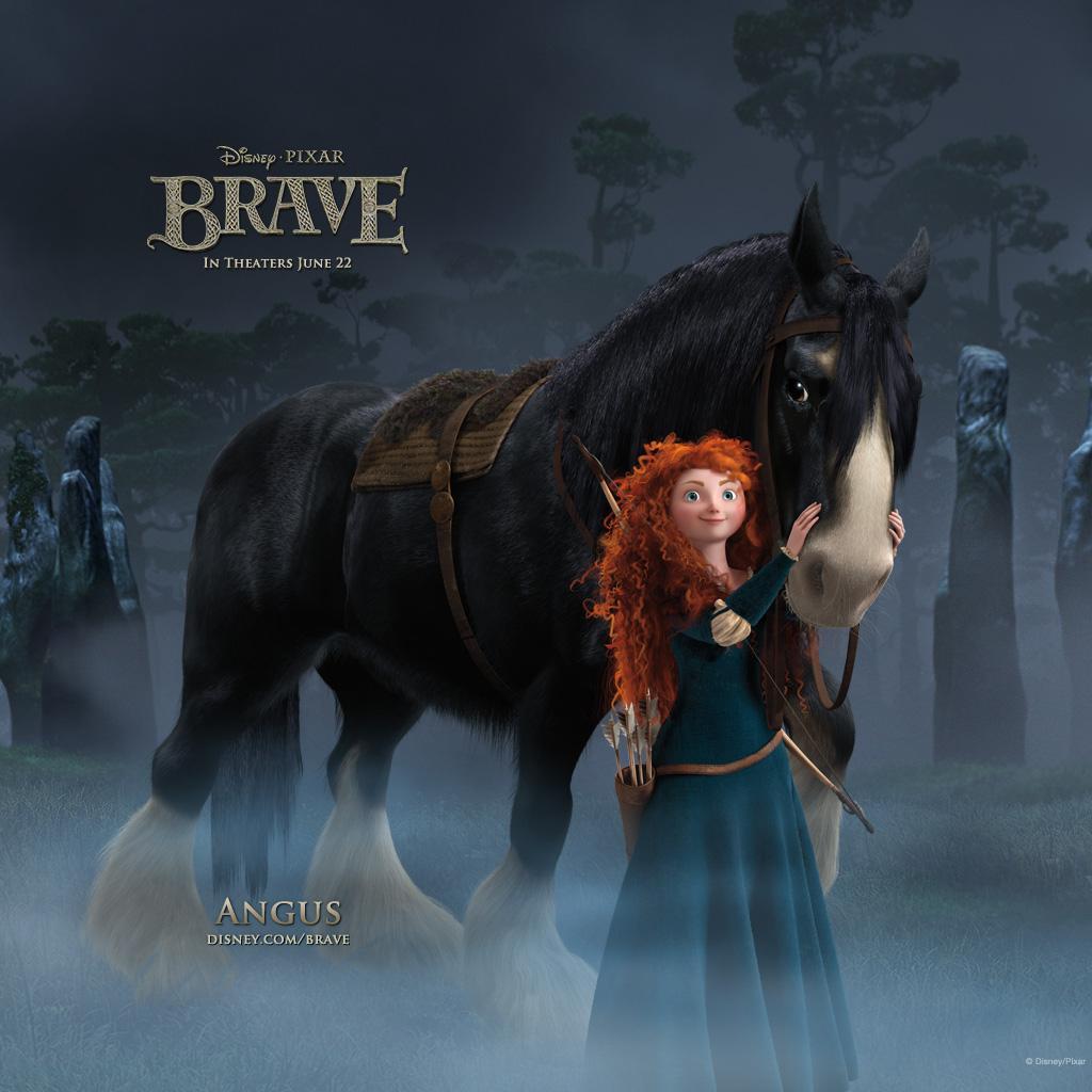 Black As Night: Brave (2012