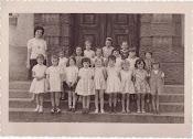 CP filles classe 1957 BUHL